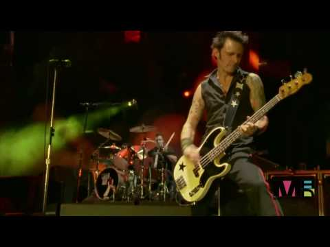 green day - wake me up when september ends live HD