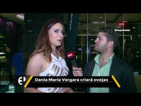 #PurgatorioNex:  Dania María Vergara criará ovejas