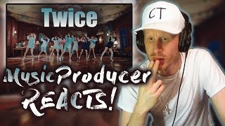 "Music Producer Reacts to TWICE ""TT"" (1st Time Listening to Twice!!!)"