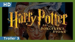 Harry Potter and the Sorcerer's Stone (2001) Trailer 3