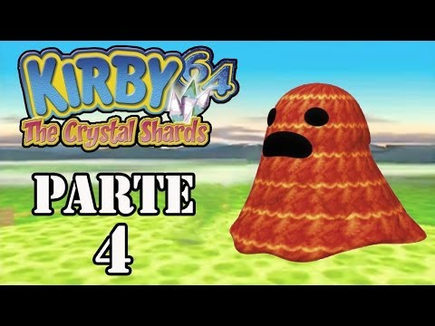 Let's Play: Kirby Crystal Shards 64 - Parte 4 Music Videos