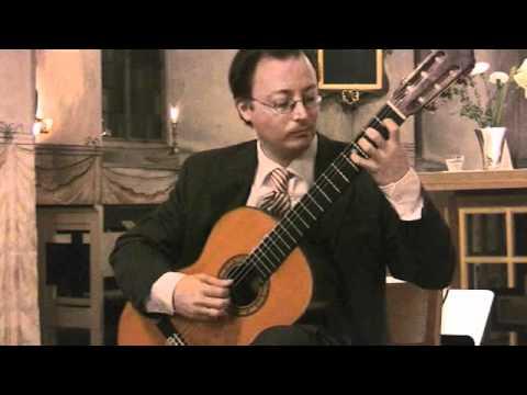 Fernando Sor Mozart variations MÃ¥rten Falk guit