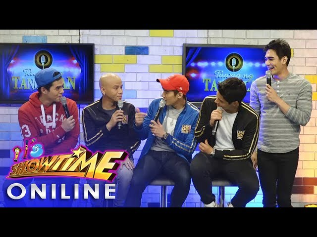 It's Showtime Online: Wacky Kiray, Robi and Daniel on It's Showtime