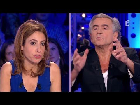 Bernard-Henri Lévy s'exprime sur Laurent Fabius et le scandale DSK #ONPC