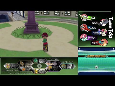 Pokémon X / Y: TRUCO subir al nivel 100 rápido y fácil