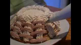 Украшение торта (быстро и вкусно) Климова.