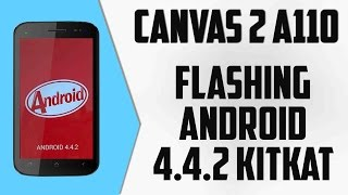 Micromax A110 Canvas 2 | Flashing kitkat 4.4.2 FUSION ROM
