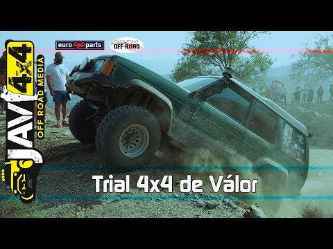 Trial 4x4 de Válor 2017 (Land Rover Discovery Amancio)