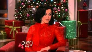 Katy Perry Video - Katy Perry Ellen 2014 01 12 HQ