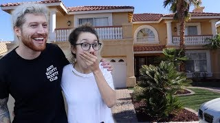 BUYING OUR FIRST HOUSE TOGETHER!!