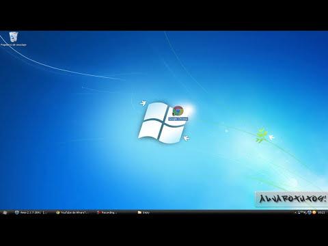 Como Quitar o Agregar Programas Del Inicio de Windows Xp, Vista y 7 (HD)