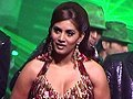 sonali kulkarni dances away on the location of the film shad  Picture
