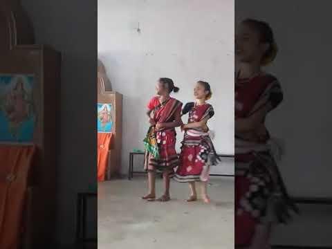 Aankh duita chaka chaka dance by jhansi of s.s.v.m dhanupali,sambalpur of Odisha