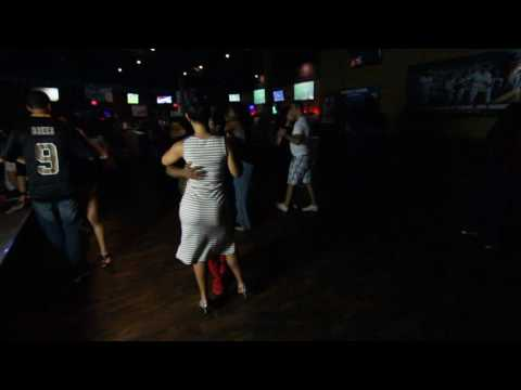 Gabi & Dapo at Kizomba nights - SkyBox