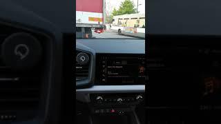Brand new Audi a1 2019 dashboard