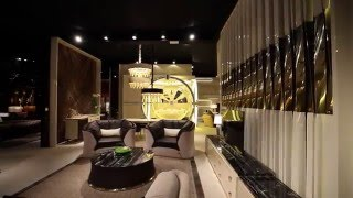Turri - Salone Internazionale del Mobile - Milano 2016 - italian luxury furniture