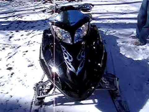 2004 Arctic Cat F7 4 Sale Mint Fresh shocks-Snow Pro Track