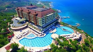 Отель - UTOPİA WORLD RESORT & SPA HOTEL 5*  Турция,Аланья.