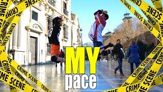 [KPOP IN PUBLIC CHALLENGE SPAIN] My Pace Stray Kids Dance Cover by KIH