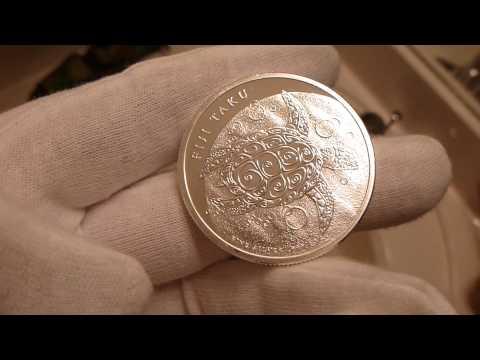 2012 Fiji Silver Taku 1 Ounce Silver Coin Review