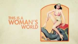 Cher - Woman's World [OFFICIAL HD LYRIC VIDEO]