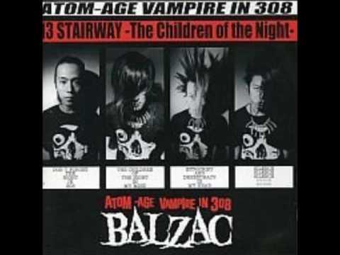 Balzac - The Bleeding Light - The Children Of The Night