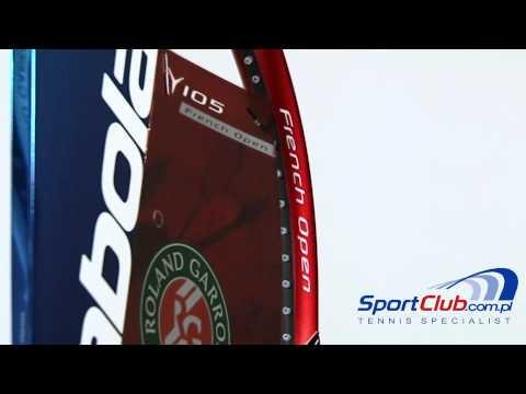 SportClub przedstawia: Babolat na ローランギャロス 2011!