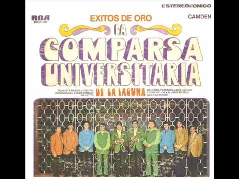 LA COMPARSA UNIVERSITARIA DE LA LAGUNA