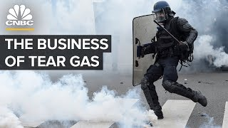 Who Makes Money From Tear Gas?