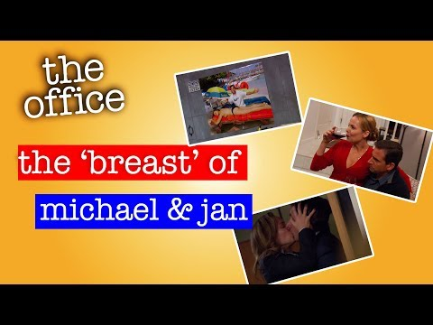 'Breast' of Michael and Jan  - The Office US