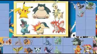 Todos los Pokemon Capturados por Ash y sus Evoluciones