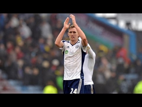 Captain Darren Fletcher speaks after making his Premier League debut for West Bromwich Albion
