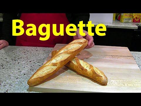 La Receta de la Baguette