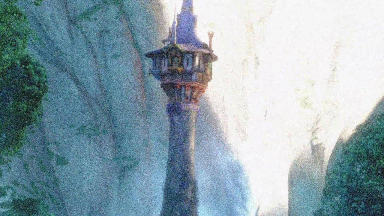 foto de Enredados Una torre doble Walt Disney Studios Oficial