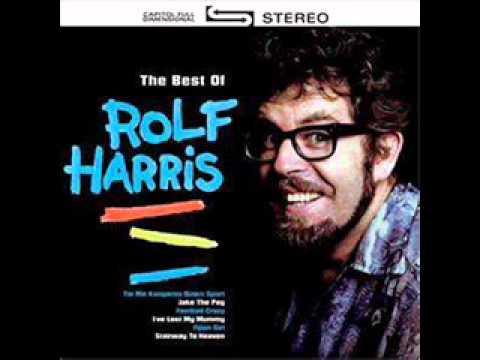 Rolf Harris - Jake the Peg.wmv