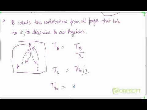 95 Page Rank Calculation