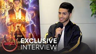 ALADDIN  - Interview (Mena Massoud)  