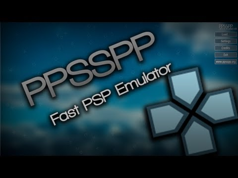 PPSSPP Review (Fast PSP Emulator)
