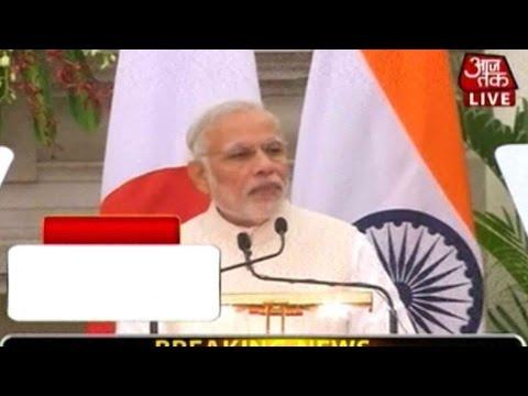Narendra Modi-Shinzo Abe Talks On Track For Bullet-Train Deal