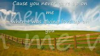 Watch Crystal Gayle You Never Gave Up On Me video
