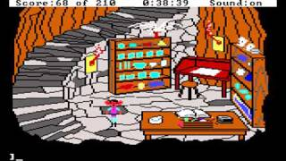 King's Quest Retrospective: To Heir Is Human