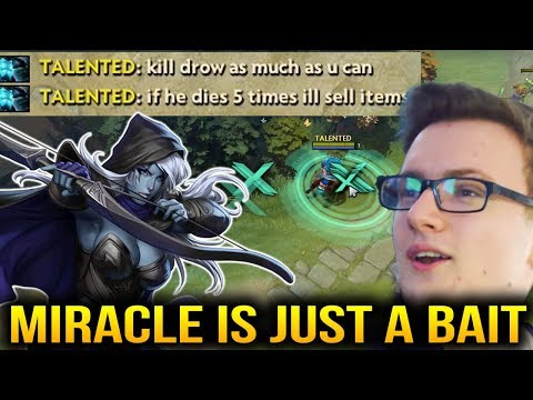 Miracle- Traxex ft Friend's Storm Spirit - Just Focus Miracle Dota 2