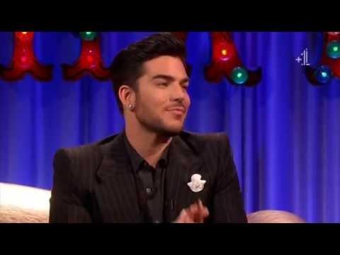 Adam Lambert on Chatty Man
