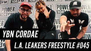Download Lagu YBN Cordae Freestyle w/ The L.A. Leakers - Freestyle #045 Gratis STAFABAND