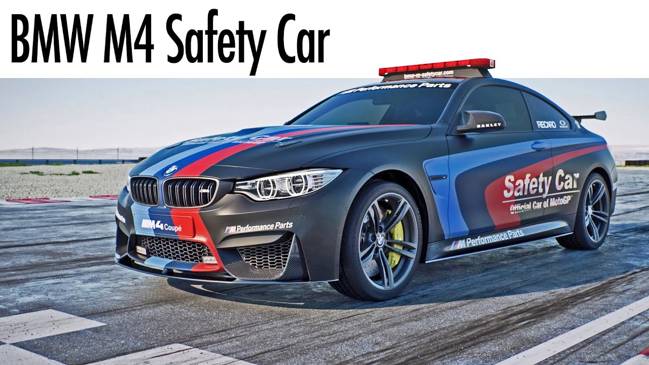 2015 Bmw m4 Safety Car The