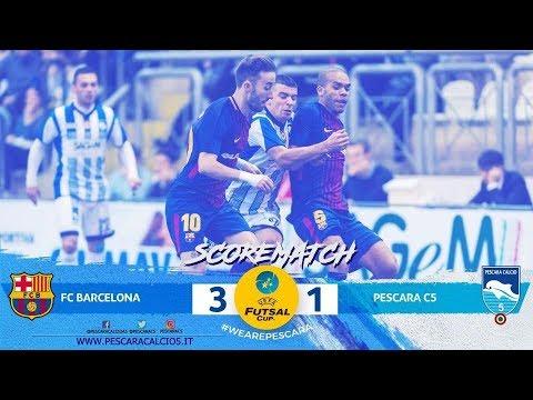 Barcelona - Pescara 3-1
