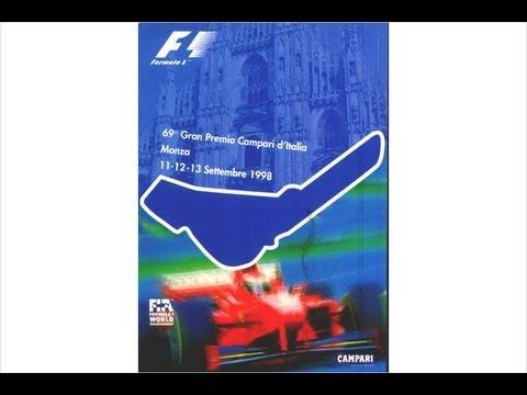"""Nicht vergessen, liken&abonnieren !! - """"Der Gro�e Preis von Italien 1998"""" Spiel: rFactor Publisher: Image Space Incorporated Multiplayer Gameplay Part 14 P..."""