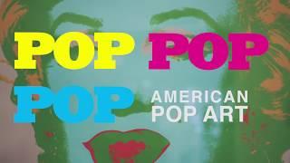 """Making of """"POP POP POP, American Pop Art"""""""
