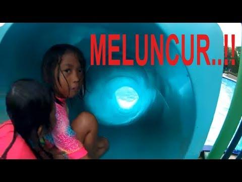 Water Slide Waterpark Kolam Renang Anak Waterboom - Swimming Pool Waterboom