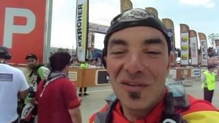 Dakar 2015: il podio finale, la 14. posizione= Paolo Ceci